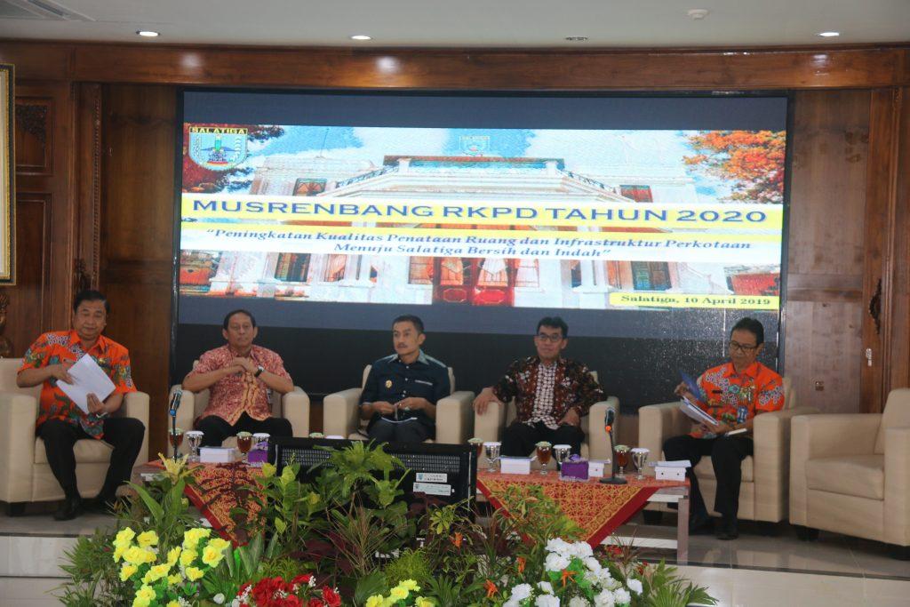 Musrenbang RKPD 2020